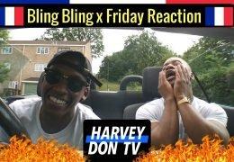 Harvey Don TV – Kaaris x Kalash Criminel x Sofiane – Bling Bling Booba – Friday // Reaction  🔥🔥