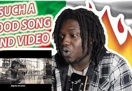 Soolking – Dounia . prod Aribeatz | FIRST ALGERIAN RAP REACTION