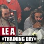 Le A – Training day (English lyrics)
