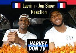 Lacrim – John Snow Reaction #harveydontv @raymanbeats