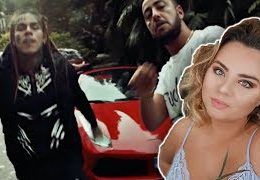 Lacrim – Bloody ft. 6ix9ine REACTION| FRENCH/US COLAB!