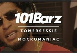 MOCROMANIAC – Zomersessie 2018 – 101 BARZ (English lyrics)
