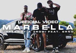 Dopebwoy x 3robi – Marbella (feat. SRNO) (English Lyrics)